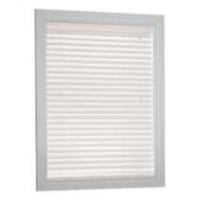 "2"" Faux Wood blind - White, 18 W x 72 H to 44 W x 72 H 30 x 72"