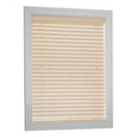 "2"" Faux Wood blind - Light Maple, 18W x 48 to 43W x 48H 35x48"