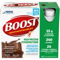 BOOST® High Protein Chocolate Meal Replacement Drink