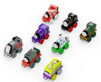 Fisher-Price Thomas and Friends Minis DC Super Friends, 8 Pack