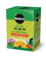 Miracle-Gro® Water Soluble Plant Food 20-20-20 680 g