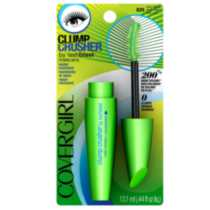 Cover Girl Clump Crusher Water Resistant Mascara Very Black
