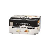 Olympic Krema 10% M.F Assorted Greek-Style Yogurt