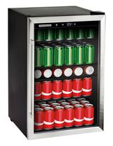 Frigidaire 126-Can Stainless Steel Beverage Center