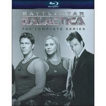 Battlestar Galactica (2004): The Complete Series (Blu-ray)