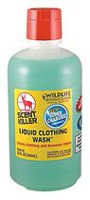 Wildlife Research Centrer Liquid Clothing Wash Scent Killer