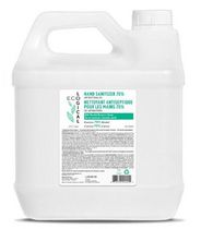 Ecological 3.7 Liter Alcohol Based Hand Sanitizer Gel