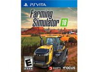 Farming Simulator 18 (Playstation Vita)