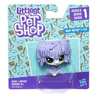 Littlest Pet Shop - Emballage individuel (chien Komondor)