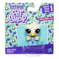 Littlest Pet Shop Single Pet (ostrich)