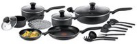 T-fal Simply Cook 18-Piece Non-Stick Cookware Set