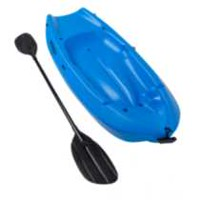 Lifetime Wave Youth Kayak - Blue