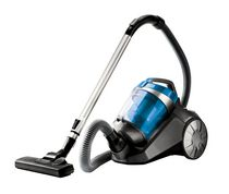 Bissell Powerforce Turbo Pet Bagless Canister Vacuum