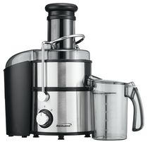 Brentwood JC-500 Stainless Steel 800W Juicer