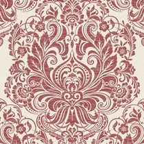 Superfresco paste the paper Melody Wallpaper Red