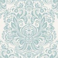 Superfresco paste the paper Melody Wallpaper Blue