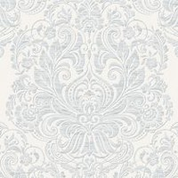 Superfresco paste the paper Melody Wallpaper Grey