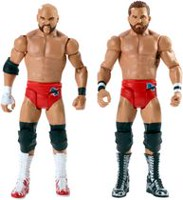 WWE Scott Dawson & Dash Wilder Action Figure 2-pack