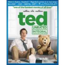 Ted (Unrated) (Blu-ray + DVD + Digital Copy + UltraViolet) (Bilingual)