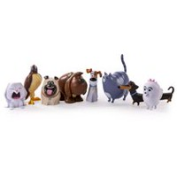 The Secret Life of Pets - Mini Pets Collectible Figures Set