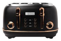Haden Heritage 4-Slice Wide Slot Toaster