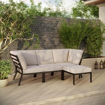 Royal Garden Ballwin 4-Piece Cushioned Sectional Set