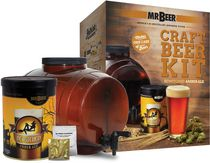 Mr. Beer Bewitched Amber Ale Craft Starter Kit