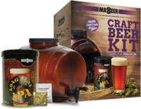 Mr. Beer Long Play Session IPA Craft Starter Kit