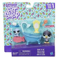 Littlest Pet Shop - Bain de plaisir