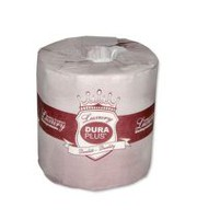 Duraplus Luxury Quality 2 Ply Bathroom Tissue