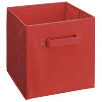 Fabric Drawer - Red