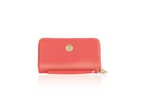 Catherine Malandrino Universal Smartphone Wristlet Phone Case in Pink