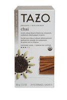 Tazo Organic Chai Black Tea