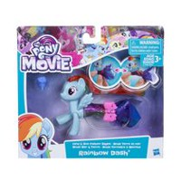 My Little Pony: The Movie - Rainbow Dash Mode Terre et mer