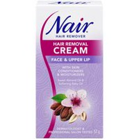 Nair™ Cream for Face and Upper Lip Hair Remover