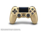 Gold DUALSHOCK®4 Wireless Controller (PS4)