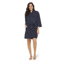 98a6ad1539 George Women s Waffle Robe