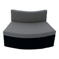Canadian Spa Surround Furniture Round Love Seat