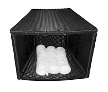 Canadian Spa Surround Furniture Round Side Table
