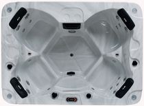 Canadian Spa Co Halifax SE 22-Jet Plug and Play Hot Tub