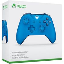 Microsoft Blue Wireless Controller (Xbox One)