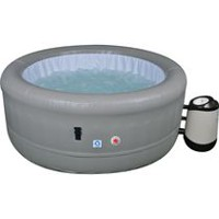 "Canadian Spa Company Rio Grande 29"" x 70"" Round Portable Inflatable Spa"