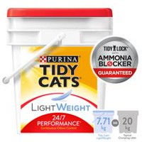 Purina® Tidy Cats LightWeight 24/7 Performance Clumping Cat Litter 7.71KG