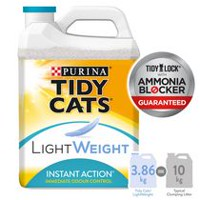 Purina® Tidy Cats® LightWeight™ Instant Action™ Clumping Cat Litter for Multiple Cats
