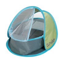TINEO Pop Up Tent - Grey/Turquoise