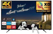 "RCA 75"" 4K UHD Quantum Dot Smart TV, RQSM7527"