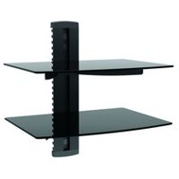 TygerClaw Double Layer DVD Stand (LCD8212BLK)