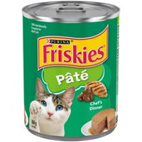 Purina® Friskies® Pate Chef's Dinner Cat Food