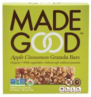 Made Good Organic Apple Cinnamon Granola Bars