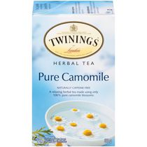 Tisane Twinings - Camomille Pure